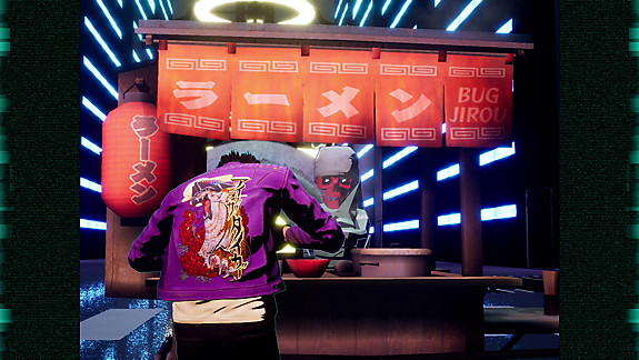 Travis Strikes Again: No More Heroes Edición completa - Screenshot INDEX