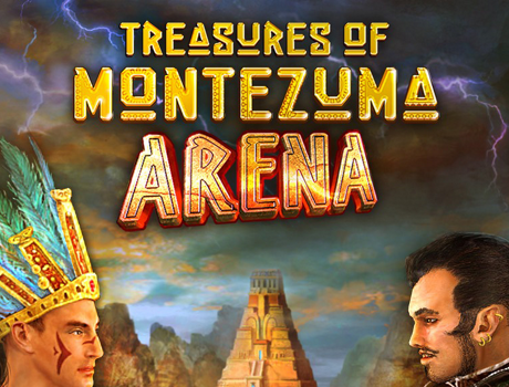 Treasures of Montezuma: Arena