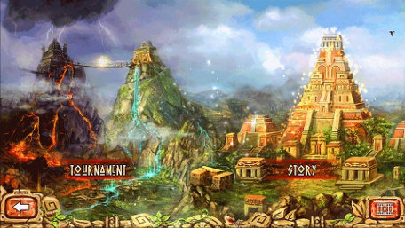 Treasures of Montezuma: Arena Trailer Screenshot