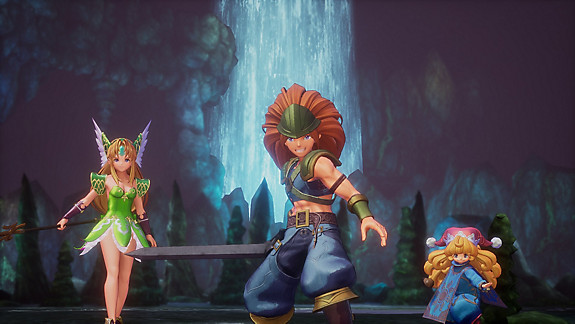 Trials of Mana - Screenshot INDEX