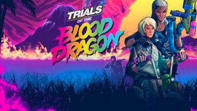 Trials of the Blood Dragon ile ilgili görsel sonucu