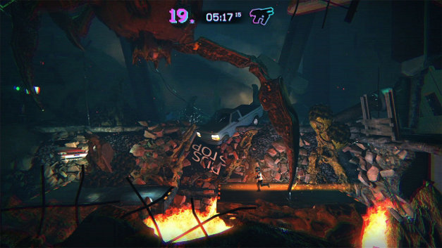 Trials of the Blood Dragon Screenshot 7