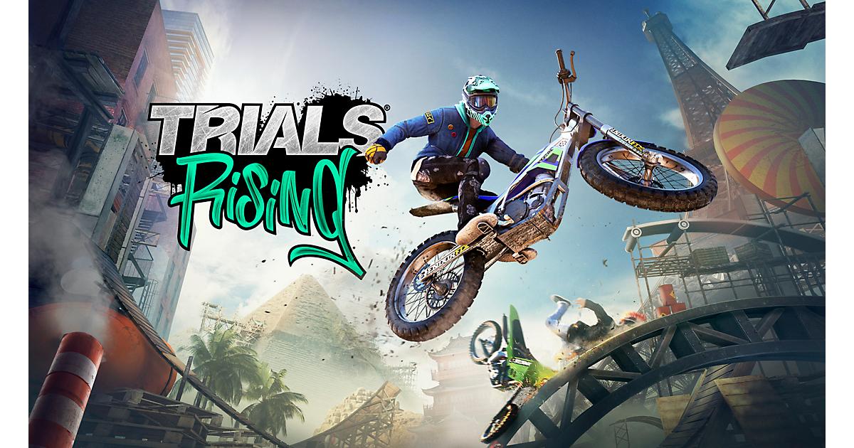 Trials 174 Rising Game Ps4 Playstation