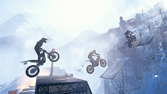 Trials® Rising - Screenshot INDEX