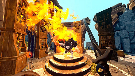 Trickster VR: Dungeon Crawler screenshot