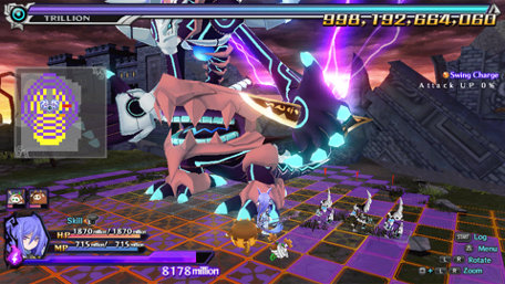 Trillion: God of Destruction Trailer Screenshot