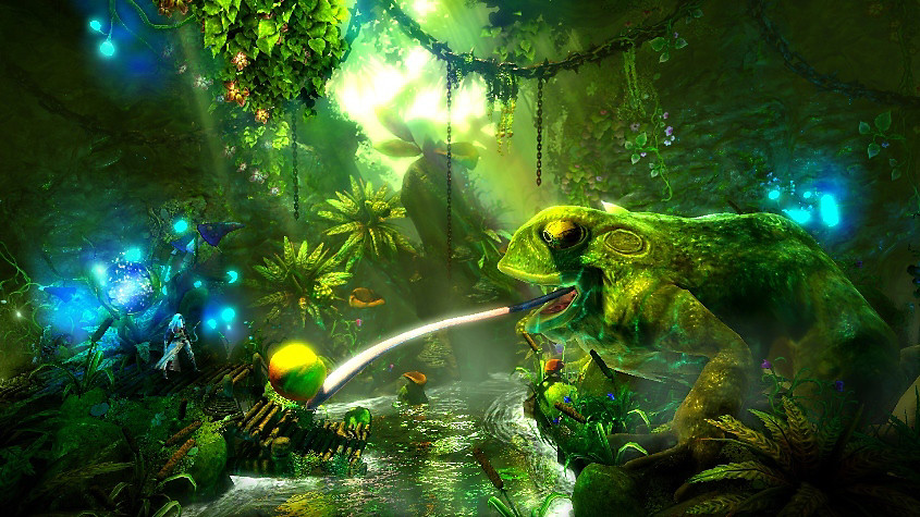 Trine: Ultimate Collection - Captura de pantalla 3 - Trine 2: Complete Story