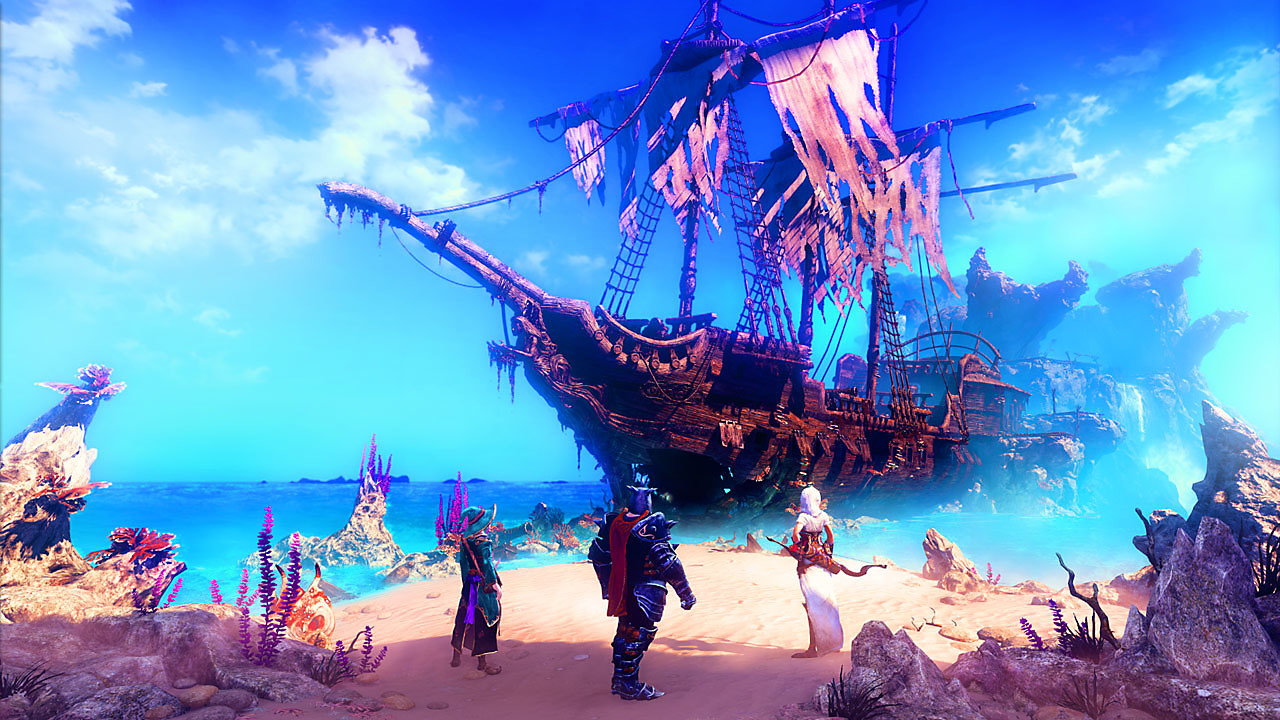 Trine: Ultimate Collection - Captura de pantalla 4 - Trine 3: The Artifacts of Power