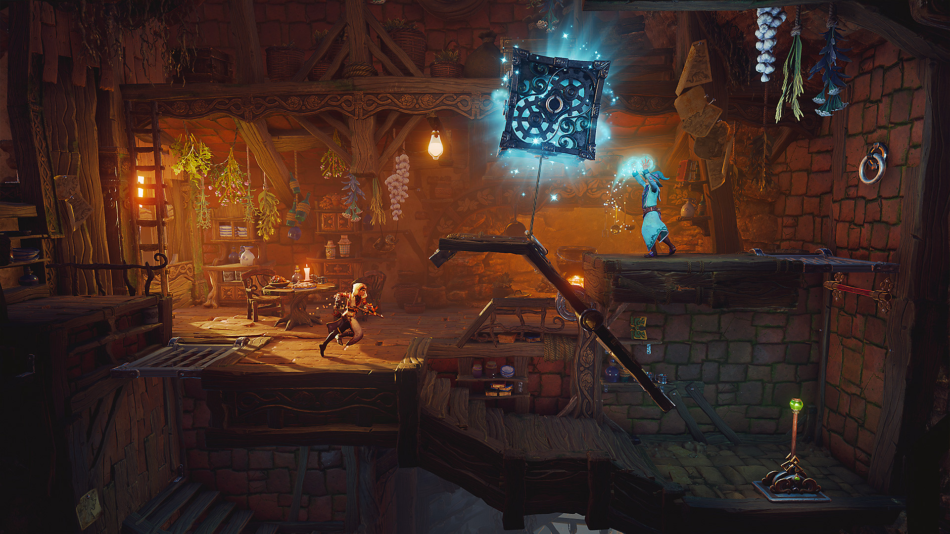 Trine 4: The Nightmare Prince - Screenshot 3