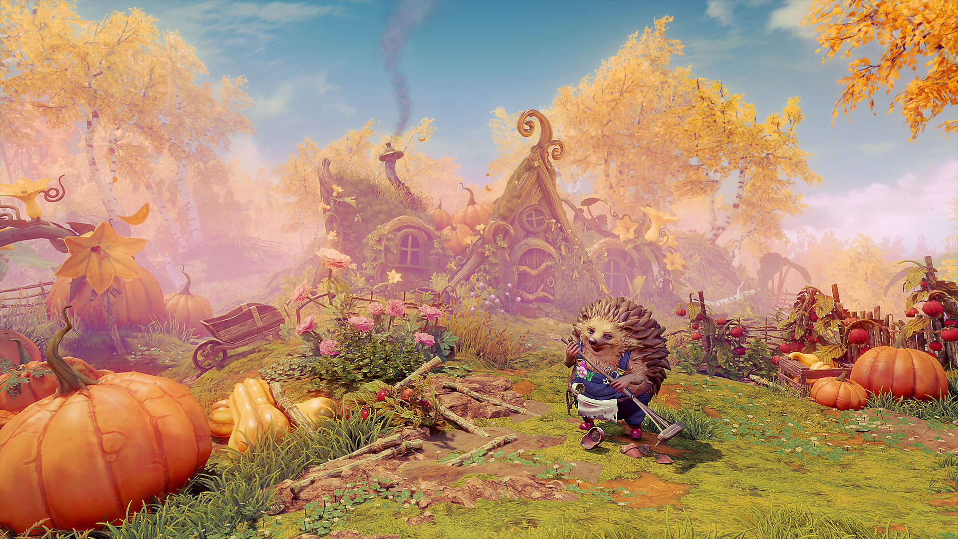 Trine: Ultimate Collection - Screenshot 1 - Trine 4: The Nightmare King