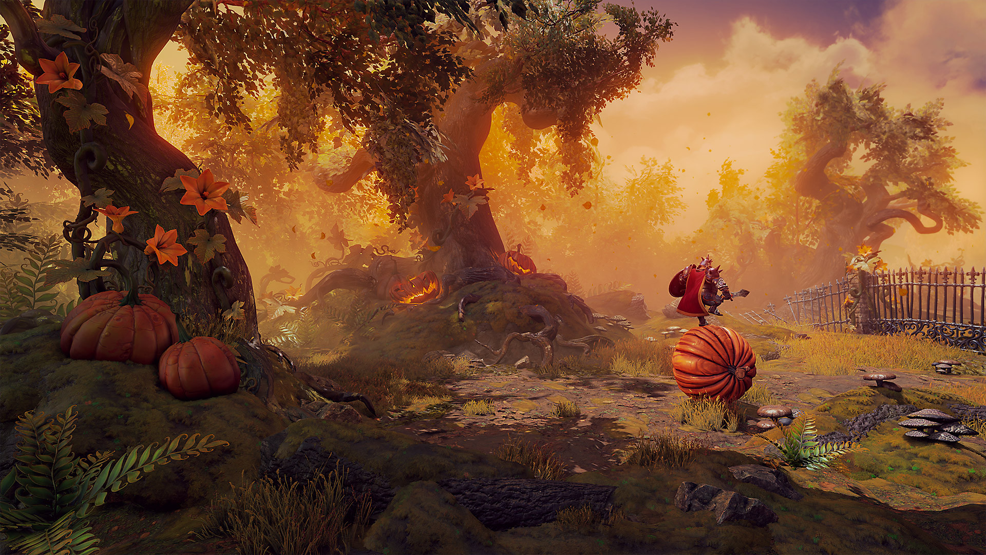 Trine 4: The Nightmare Prince - Screenshot 2