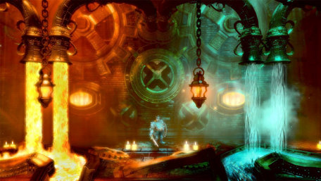 Trine Enchanted Edition Trailer Screenshot