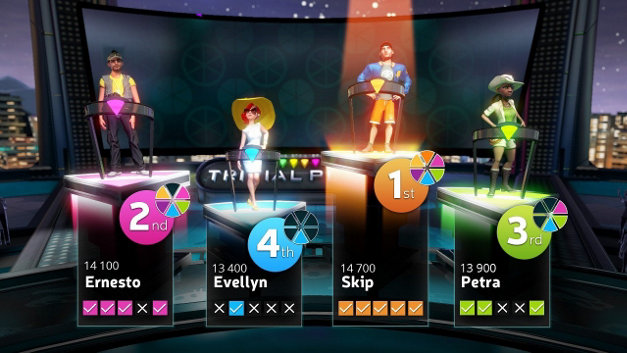 Trivial Pursuit Live! Screenshot 1