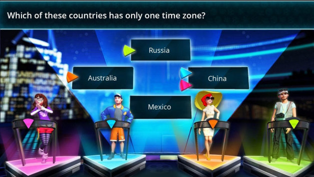 Trivial Pursuit Live! Screenshot 4