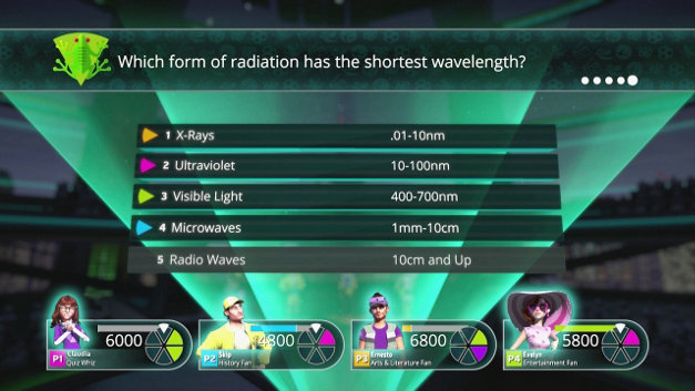 Trivial Pursuit Live! Screenshot 7
