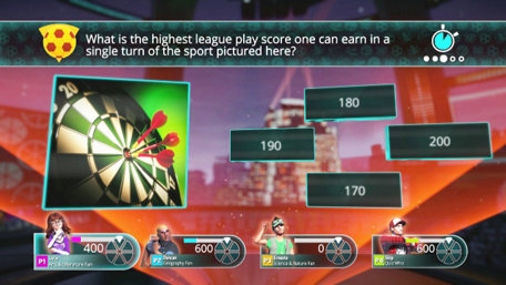 TRIVIAL PURSUIT LIVE! Trailer Screenshot