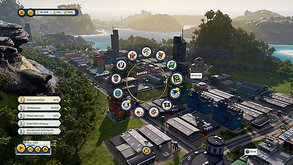 Tropico 6 - Screenshot INDEX