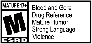 Borderlands 2 VR ESRB Rating