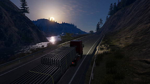 Truck Driver - Screenshot INDEX