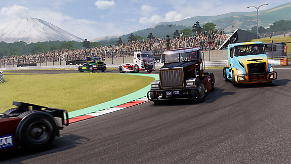 Truck Racing Championship - Screenshot INDEX