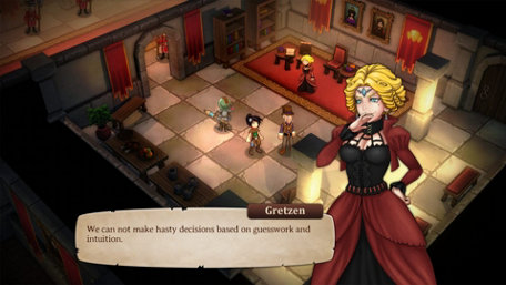 Trulon: The Shadow Engine Trailer Screenshot