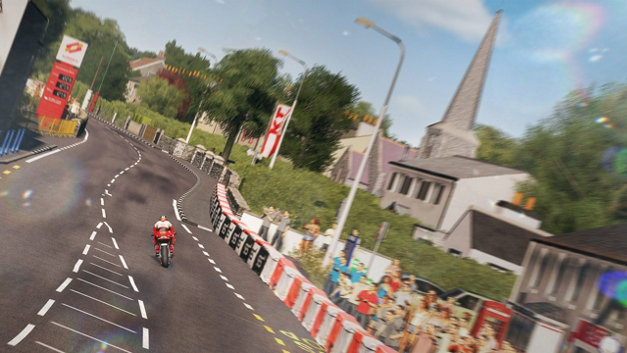 TT Isle of Man - Ride on the Edge Screenshot 7