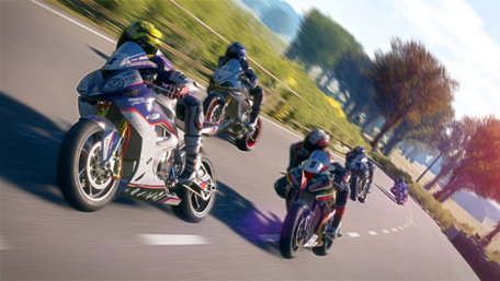 TT Isle of Man - Ride on the Edge Trailer Screenshot