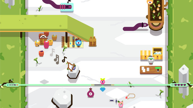 TumbleSeed Screenshot 1