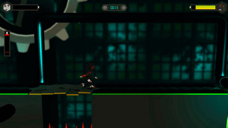 Twin Robots Trailer Screenshot