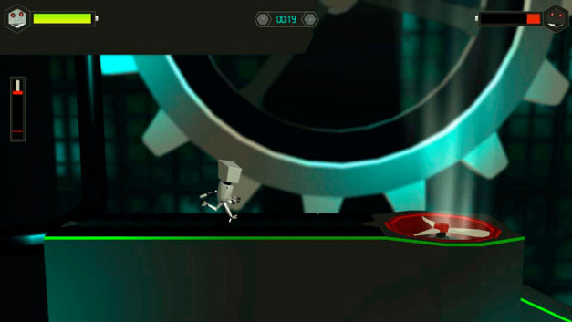 Twin Robots Screenshot 1