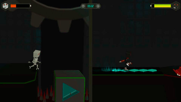 Twin Robots Screenshot 4