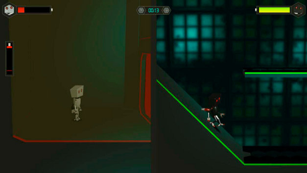 Twin Robots Screenshot 7