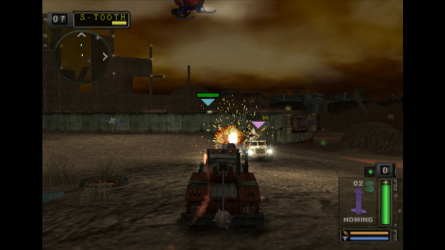 Twisted Metal: Black Screenshot 1