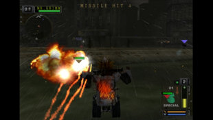 Twisted Metal: Black Screenshot 3