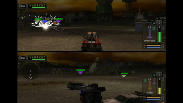 Twisted Metal: Black Screenshot 4