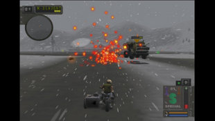 Twisted Metal: Black Screenshot 5