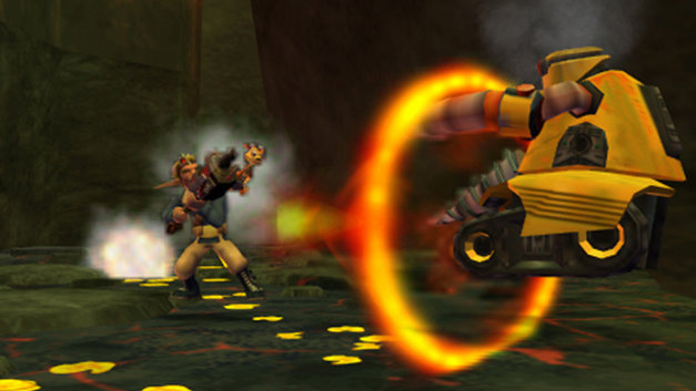 Jak and Daxter: The Lost Frontier™ Screenshot 7