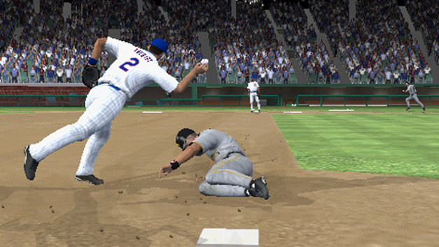 MLB® 11 The Show™ PSP Screenshot 1