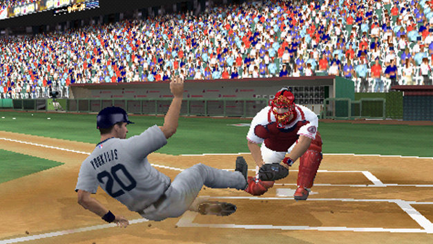 MLB® 11 The Show™ PSP Screenshot 4