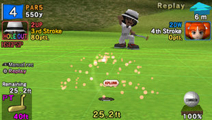 Hot Shots Golf: Open Tee® Screenshot 2