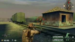 SOCOM U.S. Navy SEALs Fireteam Bravo Screenshot 5