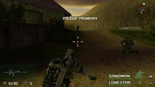 SOCOM U.S. Navy SEALs Fireteam Bravo Screenshot 3