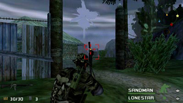 SOCOM U.S. Navy SEALs Fireteam Bravo Screenshot 10
