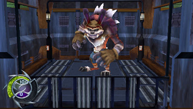 Jak and Daxter: The Lost Frontier™ Screenshot 1
