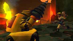 Jak and Daxter: The Lost Frontier™ Screenshot 17