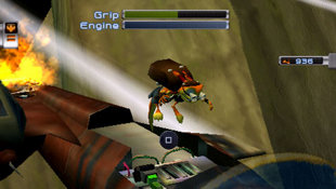 Jak and Daxter: The Lost Frontier™ Screenshot 3