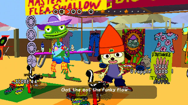 Parappa The Rapper® Screenshot 4