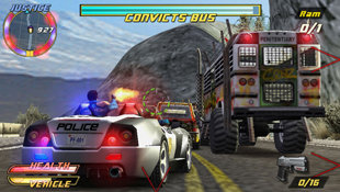Pursuit Force™: Extreme Justice Screenshot 15