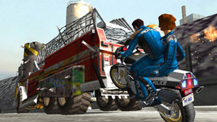 Pursuit Force™: Extreme Justice Screenshot 12