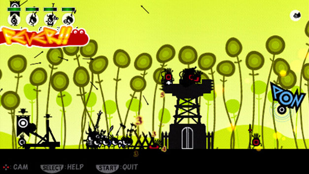 Patapon®  Screenshot 4